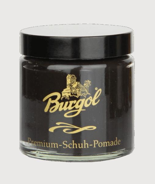 Burgol Premium Schuh Pomade, dunkelbraun - 37