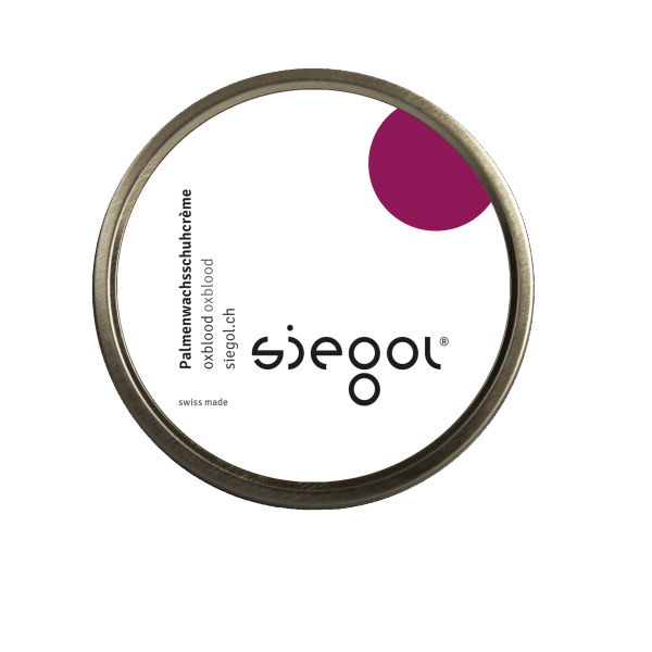Siegol Palmenwax 100ml - oxblood