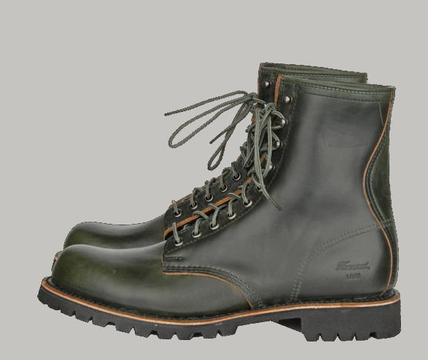Thorogood 1892 Tomahawk 814-7011 Loden Green Horween