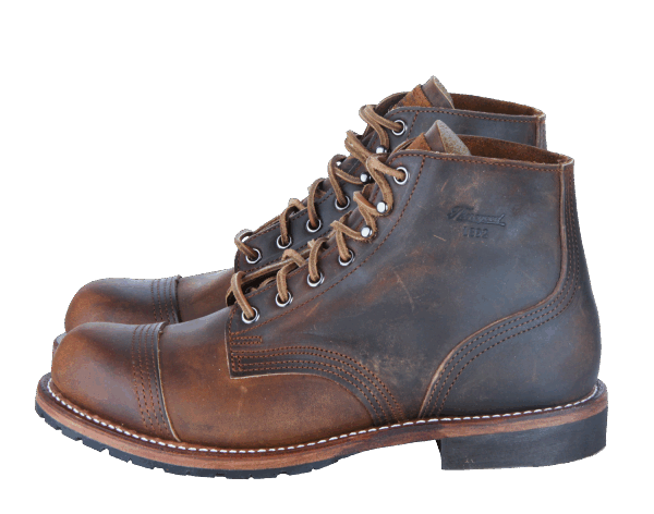 Thorogood 1892 Dodgeville 814-4411 Brown Horween