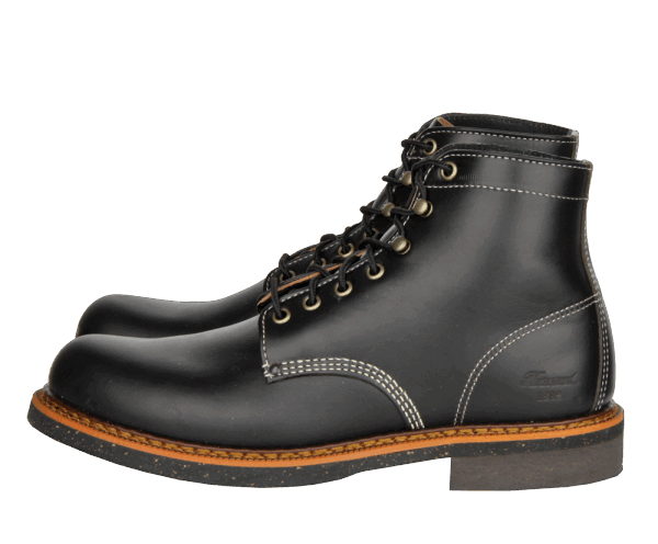 Thorogood 1892 Beloit 814-6502 Black Horween