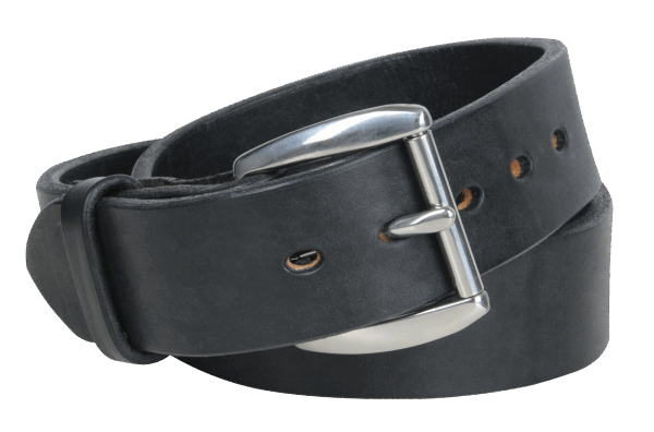 Scott Willis Heavy Duty Belt Black